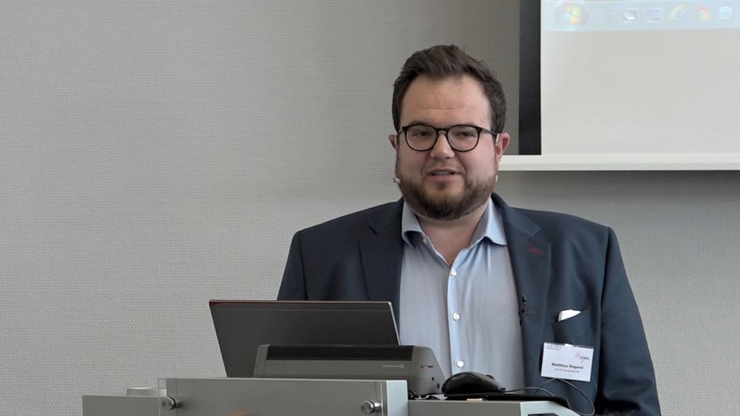 Kunden Video Uzin Utz AG Matthias Degorsi
